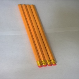 Easy Sharpened Pencil HB Pencil With Eraser